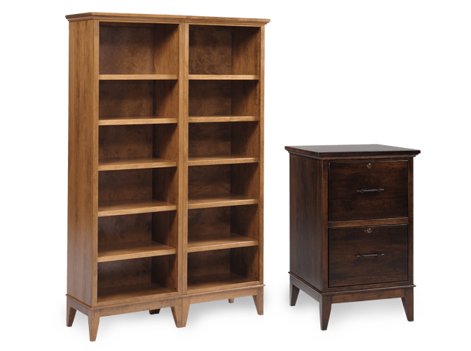File Cabinets & Bookcases